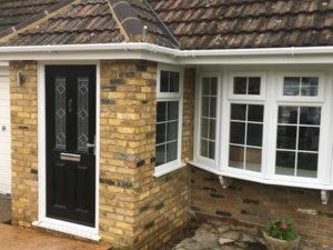 New Essex House Porch