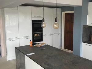 Rear House Extension Bi-folds